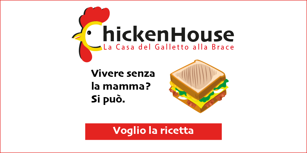 cta cupon ricetta chicken house