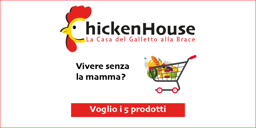 cta spesa chicken house