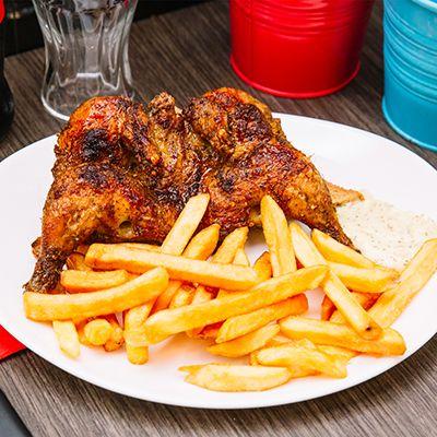 Il galletto alla brace: la specialità Chicken House