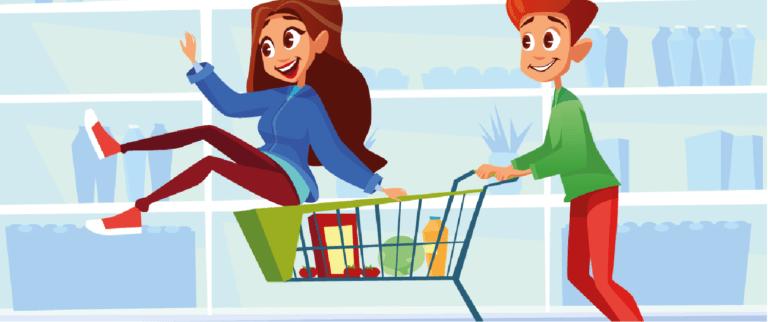 Studente fuorisede: come fare la spesa con pochi soldi