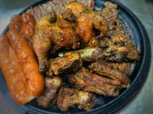 Grigliata di carne - Chicken House Ozzero