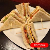 club sandwich chickenhouse